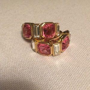Nina Ricci Vintage Pierced Earrings
